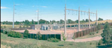 Xcel Energy Substations